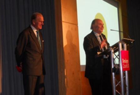 Quentin wins Prince Philip Designers Prize 2011