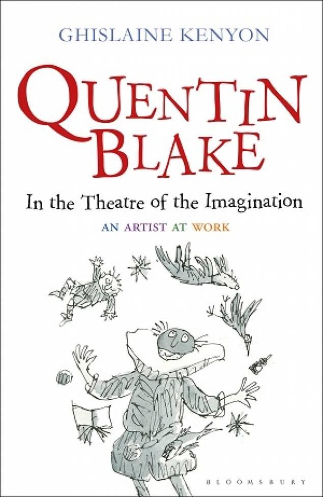 Quentin Blake biography by Ghislaine Kenyon